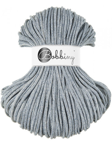 Washed Out Denim Real Denim Bobbiny Cotton Rope 100m -
