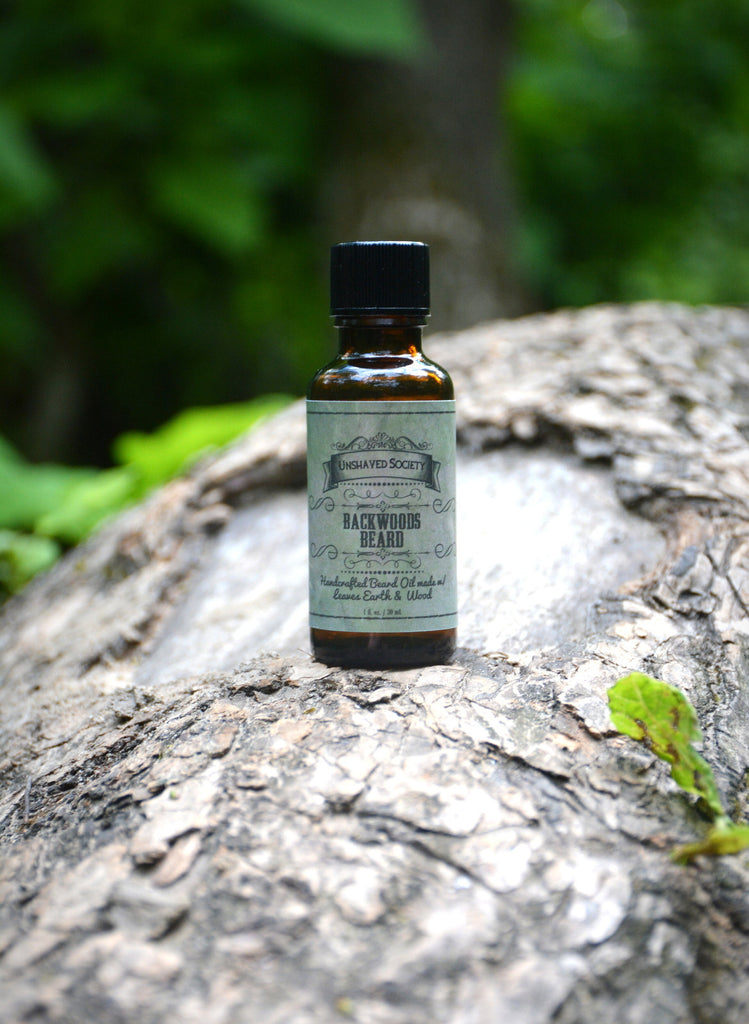 Backwoods Beard Oil