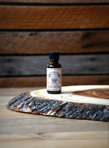 Bourbon Beard Oil