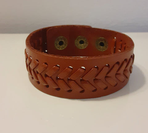 Wrap Around Leather Bracelets