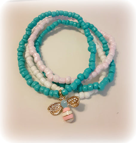 Mini Stack Bracelet Set