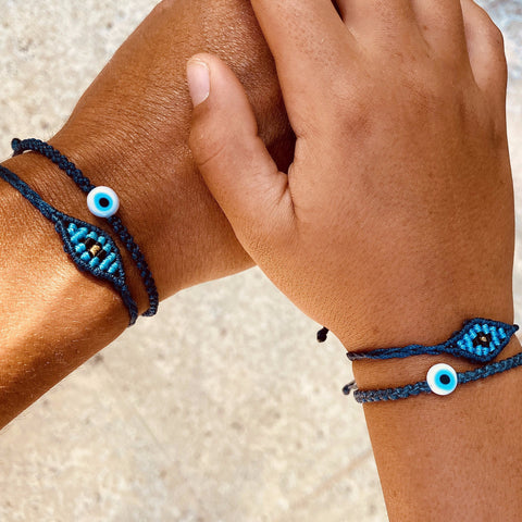 Set 2 - Braided Bracelet - OIYA