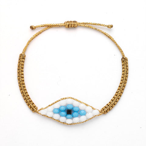 Evil Eye Bubble Bracelet - OIYA