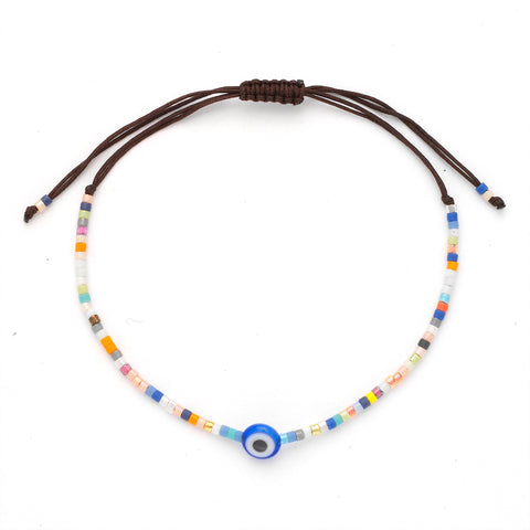 Evil Eye Thread Bracelet - OIYA