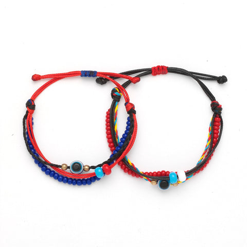 Mixed Bead Bracelet - OIYA