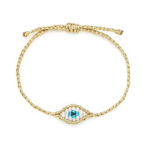 Small Evil Eye Bracelet - OIYA