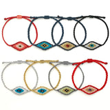 Large Evil Eye Bracelet - OIYA