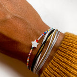Star Thread Bracelet - OIYA