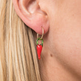 Chili Pepper Earrings - OIYA