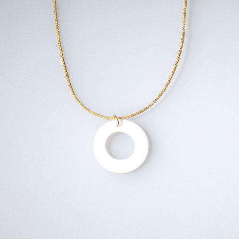 Circular Necklace - OIYA