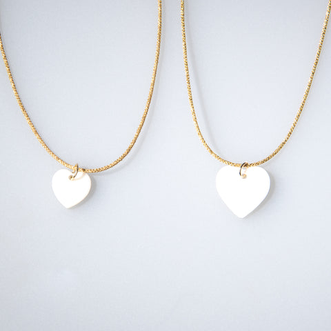 Heart Necklace - OIYA