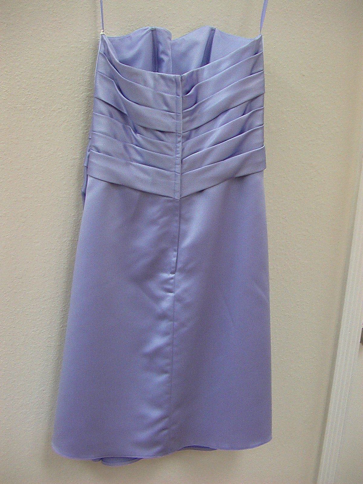 Allure 1254 Lilac Size 8 In Stock Bridesmaid Dress - Tom's Bridal
