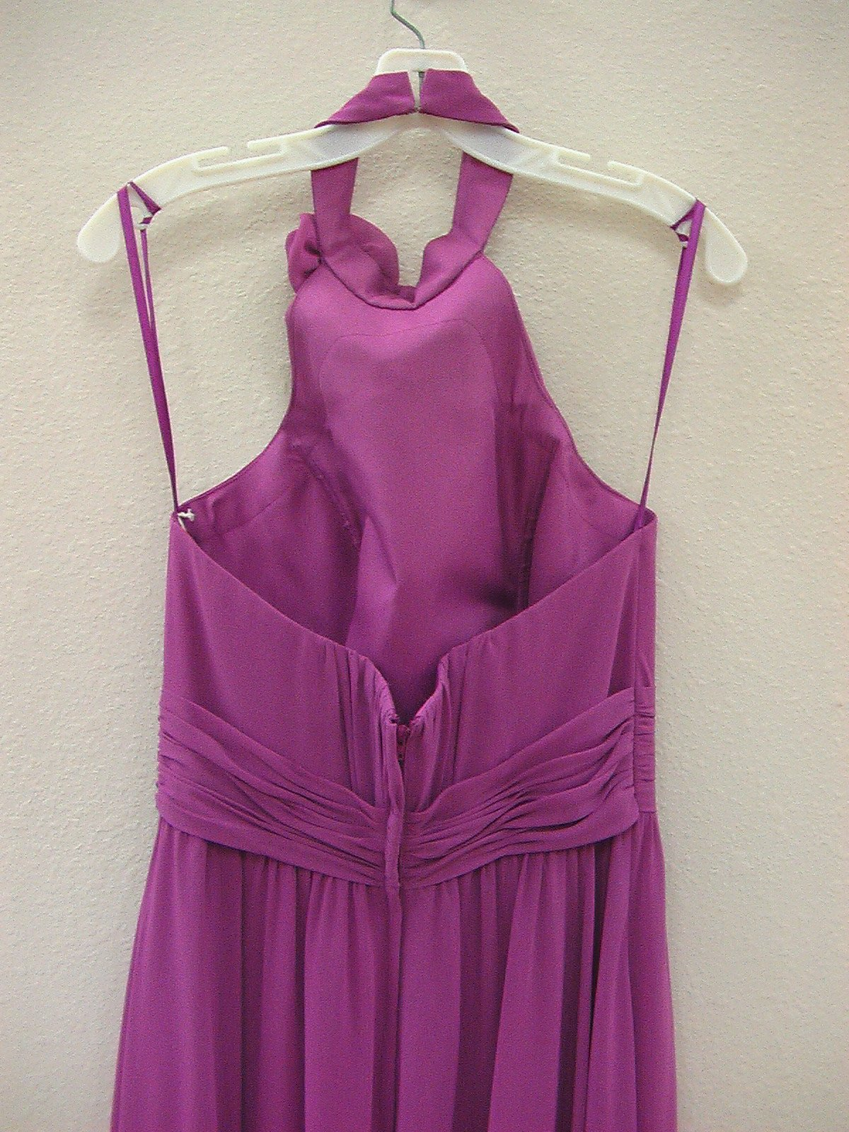 Allure 1261 Wild Berry Size 10 In Stock Bridesmaid Dress - Tom's Bridal