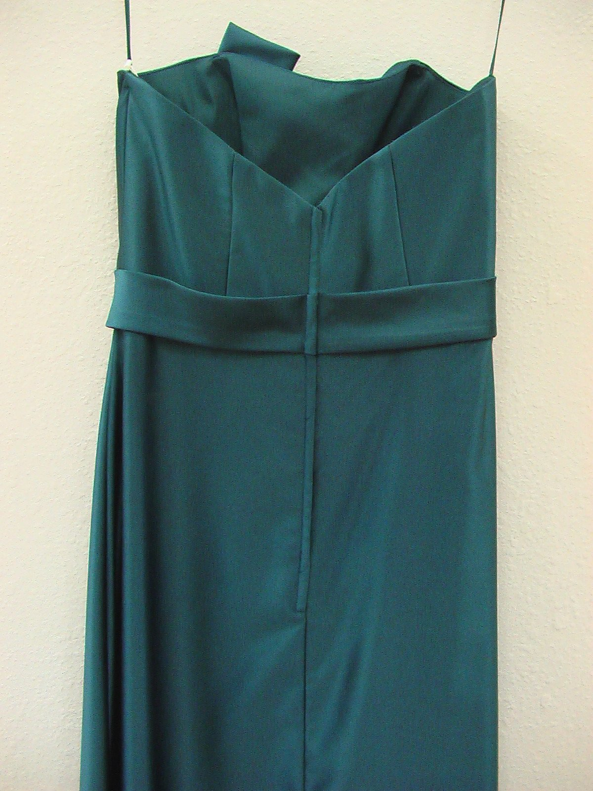 Allure 1263 Pine Size 8 In Stock Bridesmaid Dress - Tom's Bridal