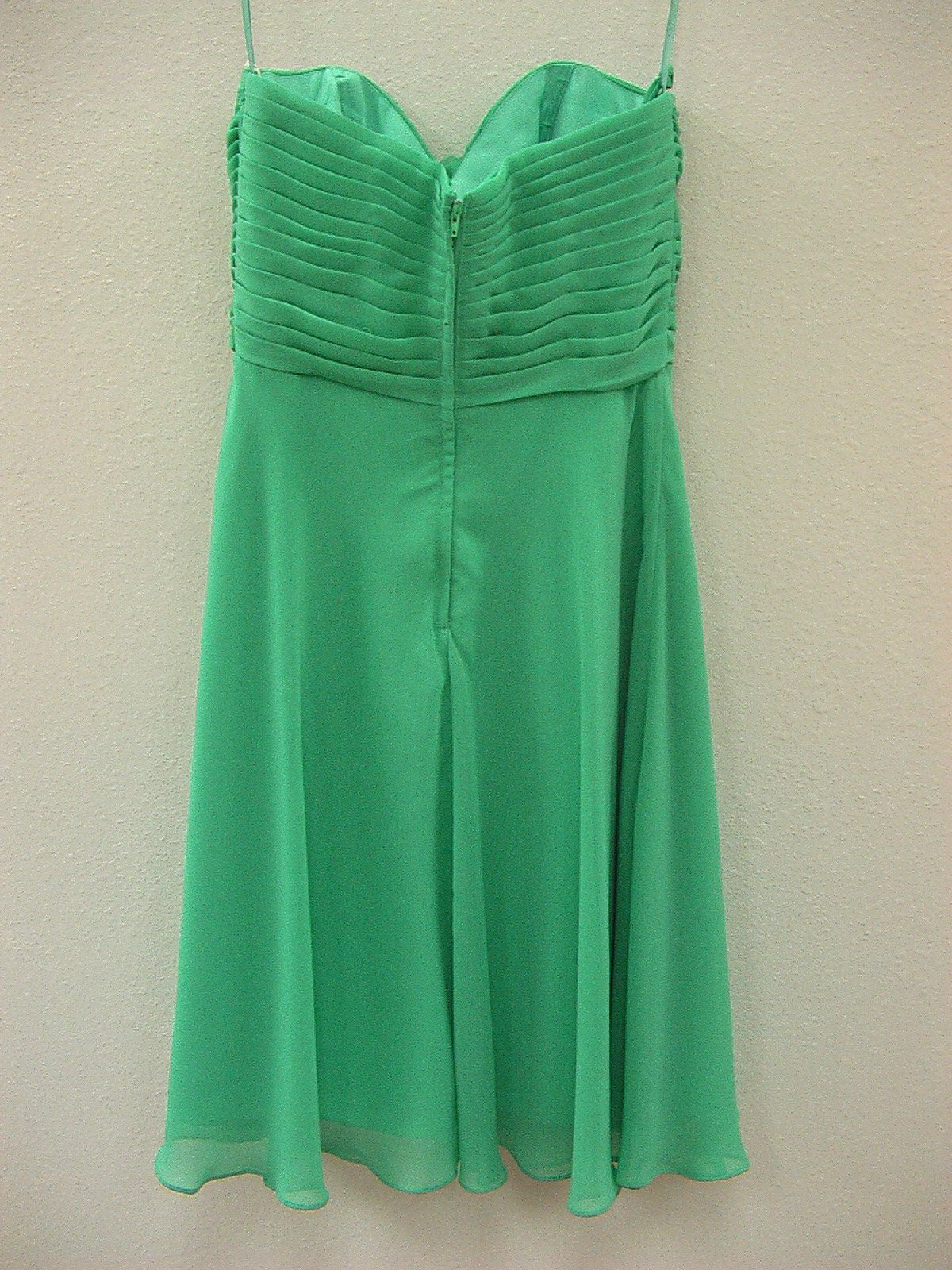 Allure 1264 Juniper Size 10 In Stock Bridesmaid Dress - Tom's Bridal