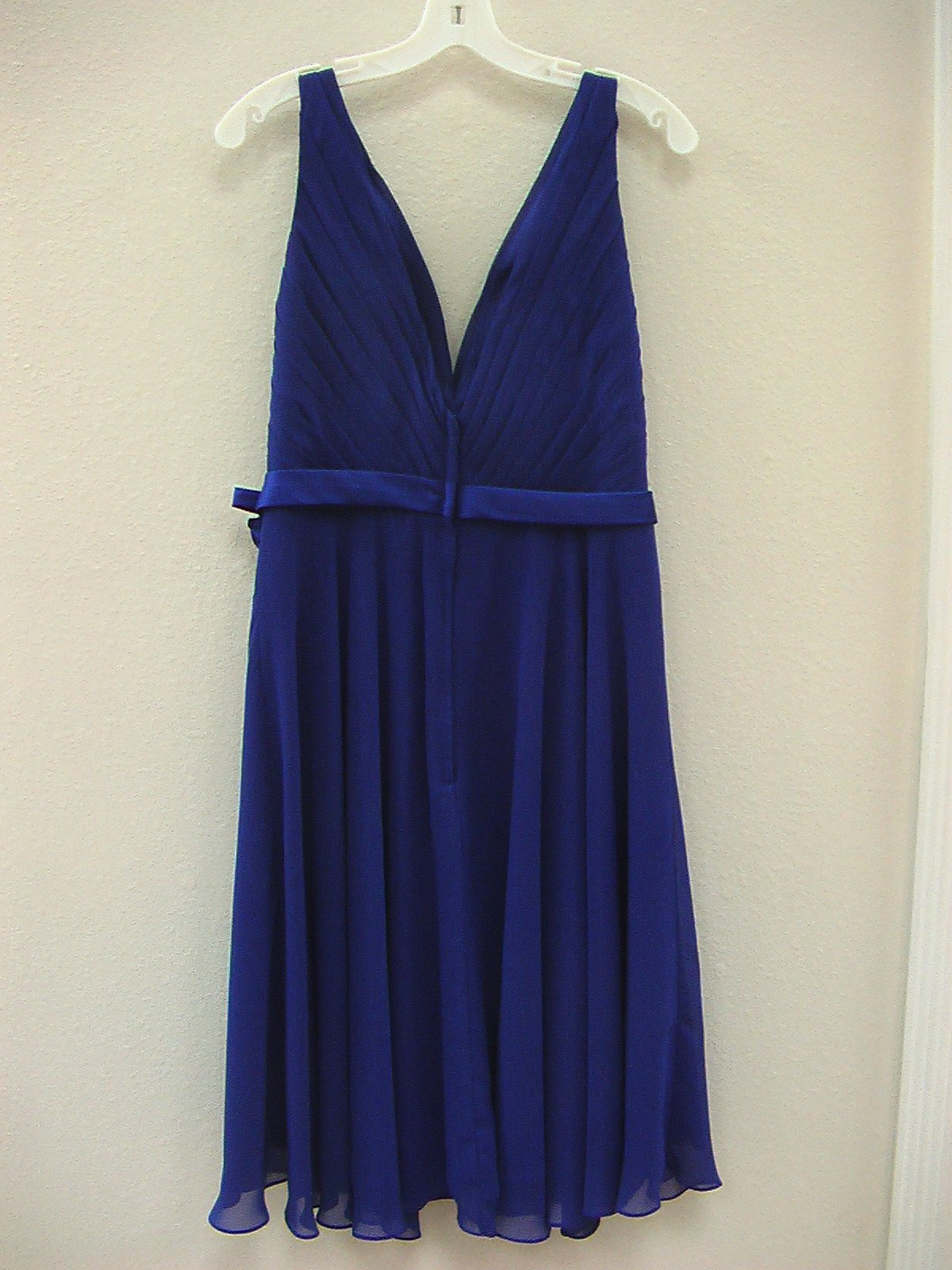 Allure 1271 Royal Size 12 In Stock Bridesmaid Dress - Tom's Bridal
