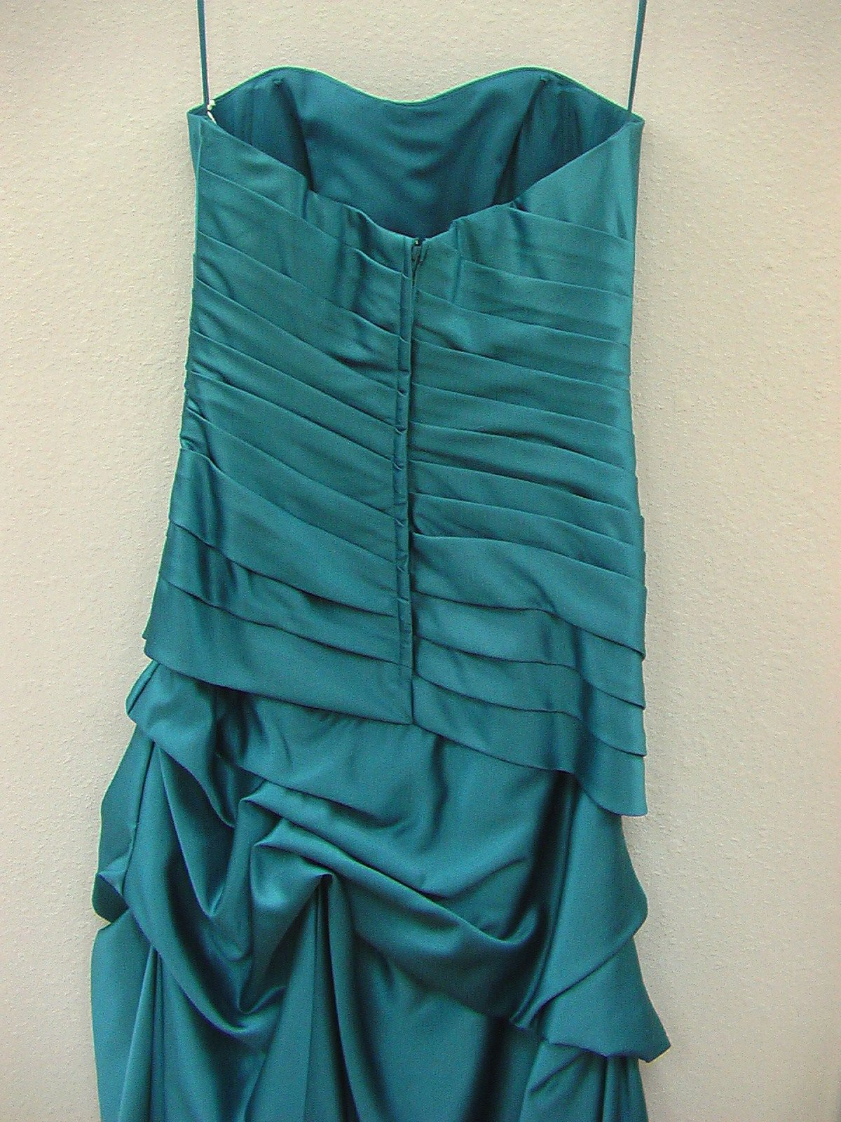 Allure 1282 Oasis Size 12 In Stock Bridesmaid Dress - Tom's Bridal