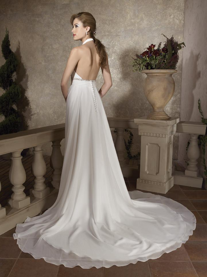 Allure 2266 White size 12 In Stock Wedding Dress