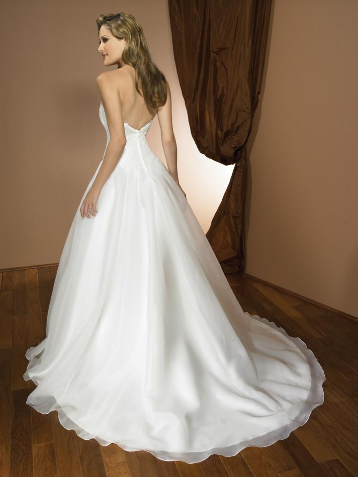 Allure 2307 Ivory size 12 In Stock Wedding Dress - Tom's Bridal