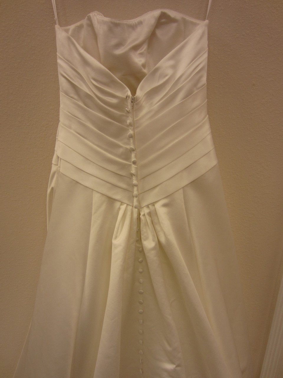 Allure 2312 Diamond White size 10 In Stock Wedding Dress - Tom's Bridal