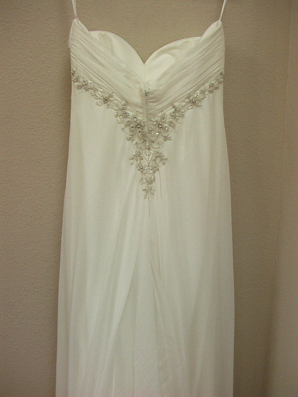 Allure 932 Ivory size 12 In Stock Wedding Dress - Tom's Bridal