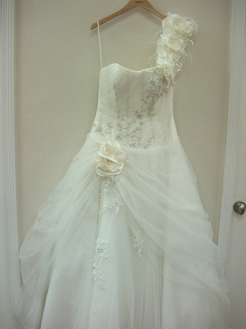 Allure Q278 Ivory size 10 In Stock Quinceanera Dress - Tom's Bridal