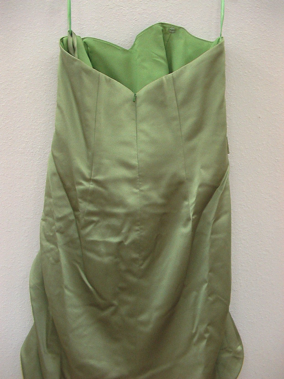 Impression Bridesmaid 1719 Moss Size 18 In Stock Bridesmaid Dress-NEW - Tom's Bridal