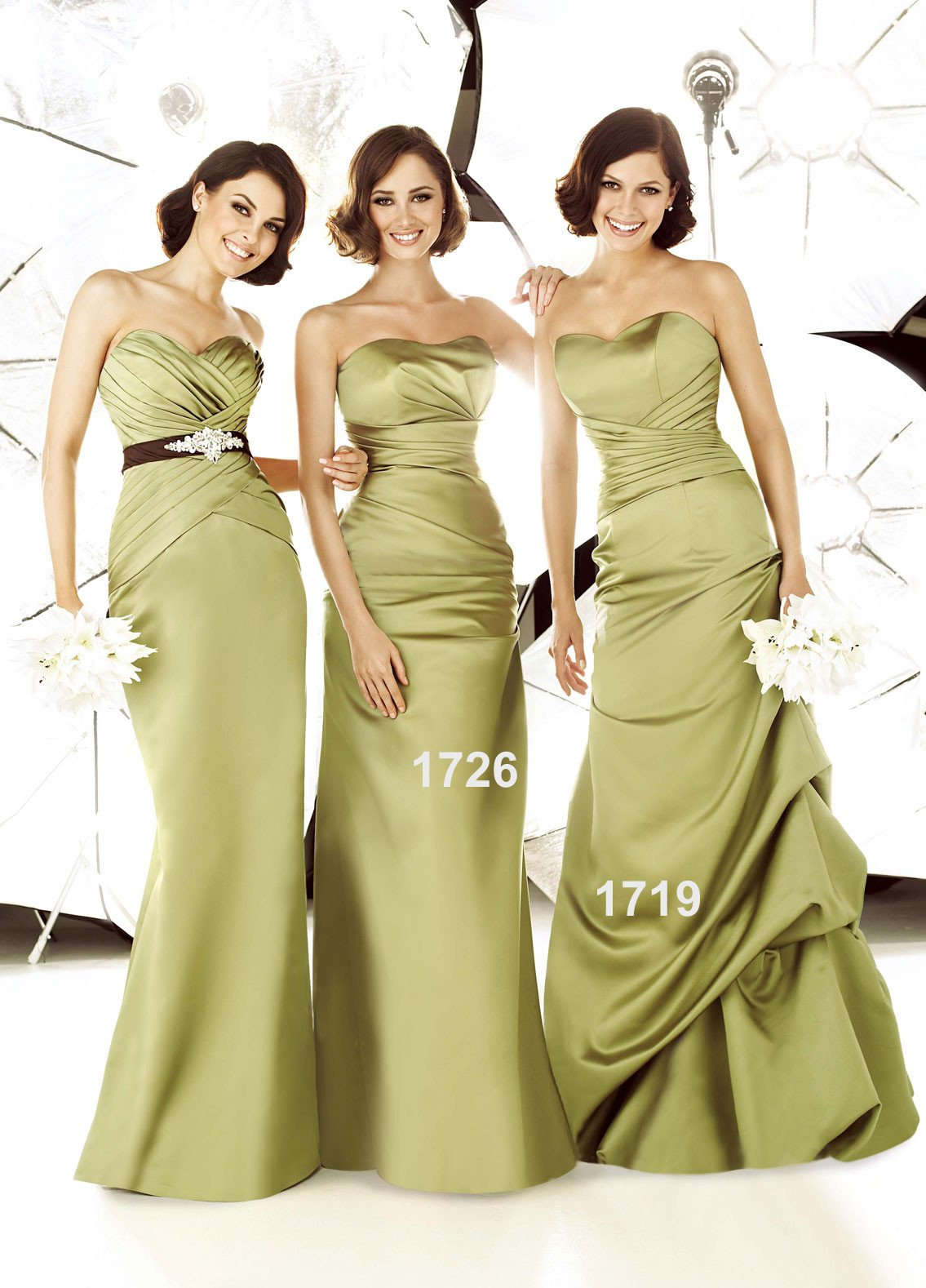 Impression Bridesmaid 1726 Claret Size 2 In Stock Bridesmaid Dress-NEW - Tom's Bridal