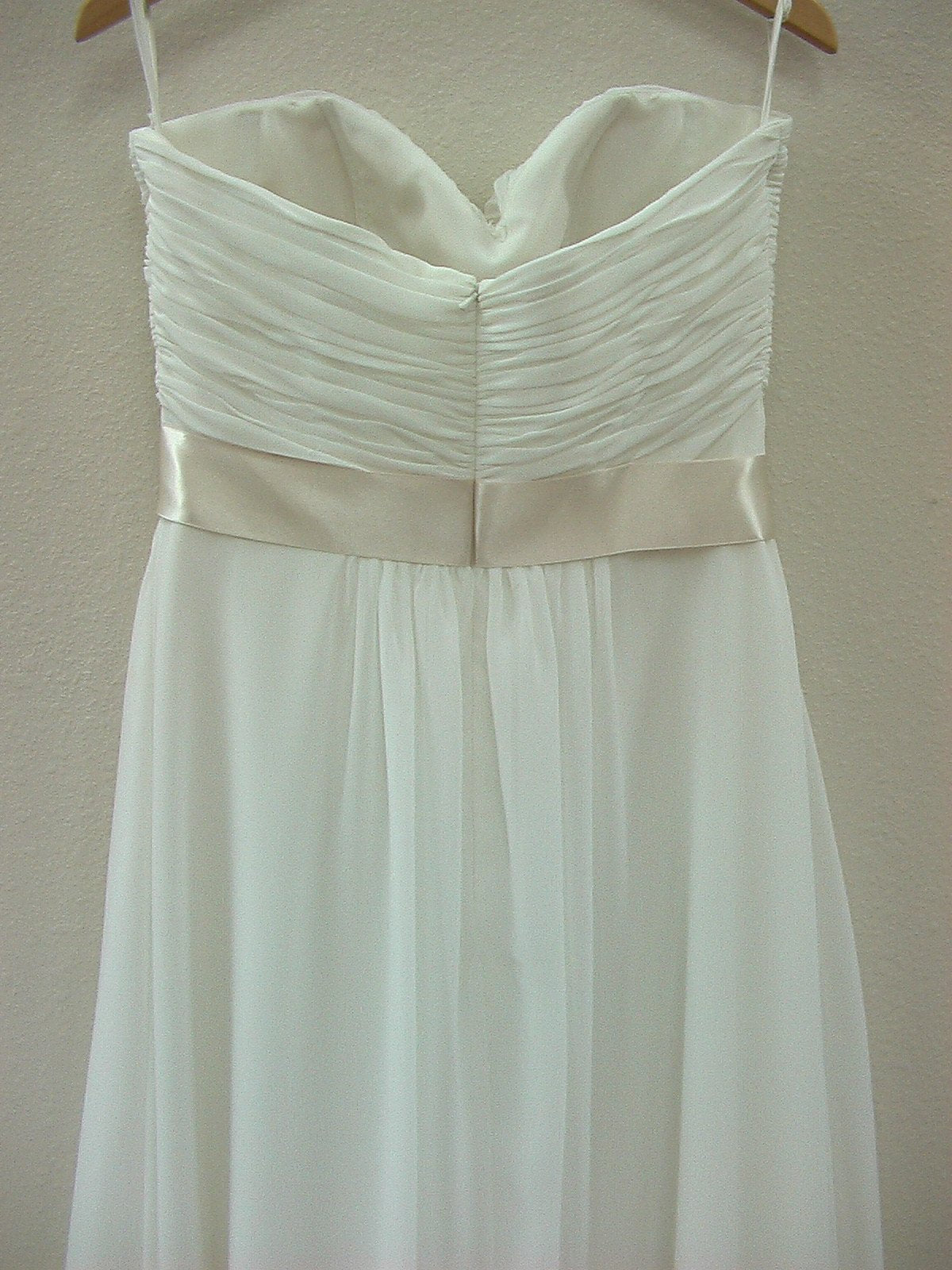 Jacquelin Exclusive 19836 Ivory/Silver size 12 In Stock Wedding Dress - Tom's Bridal