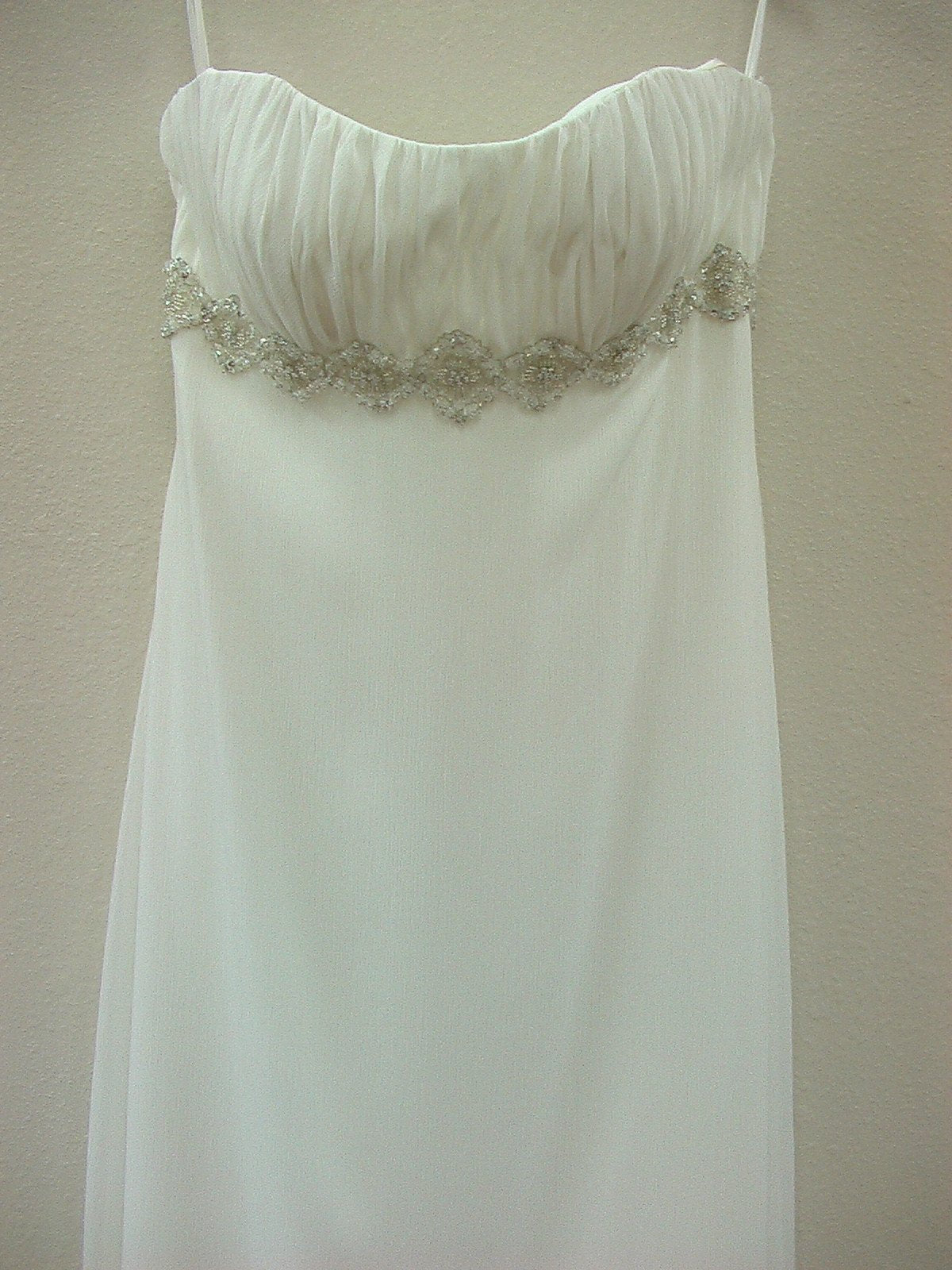 Jacquelin Exclusive 1991016 Ivory/Silver size 16 In Stock Wedding Dress - Tom's Bridal