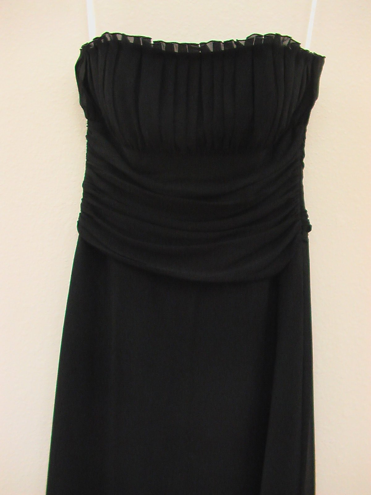 Jasmine B2 B1039 Black size 10 In Stock Bridesmaid Dress - Tom's Bridal