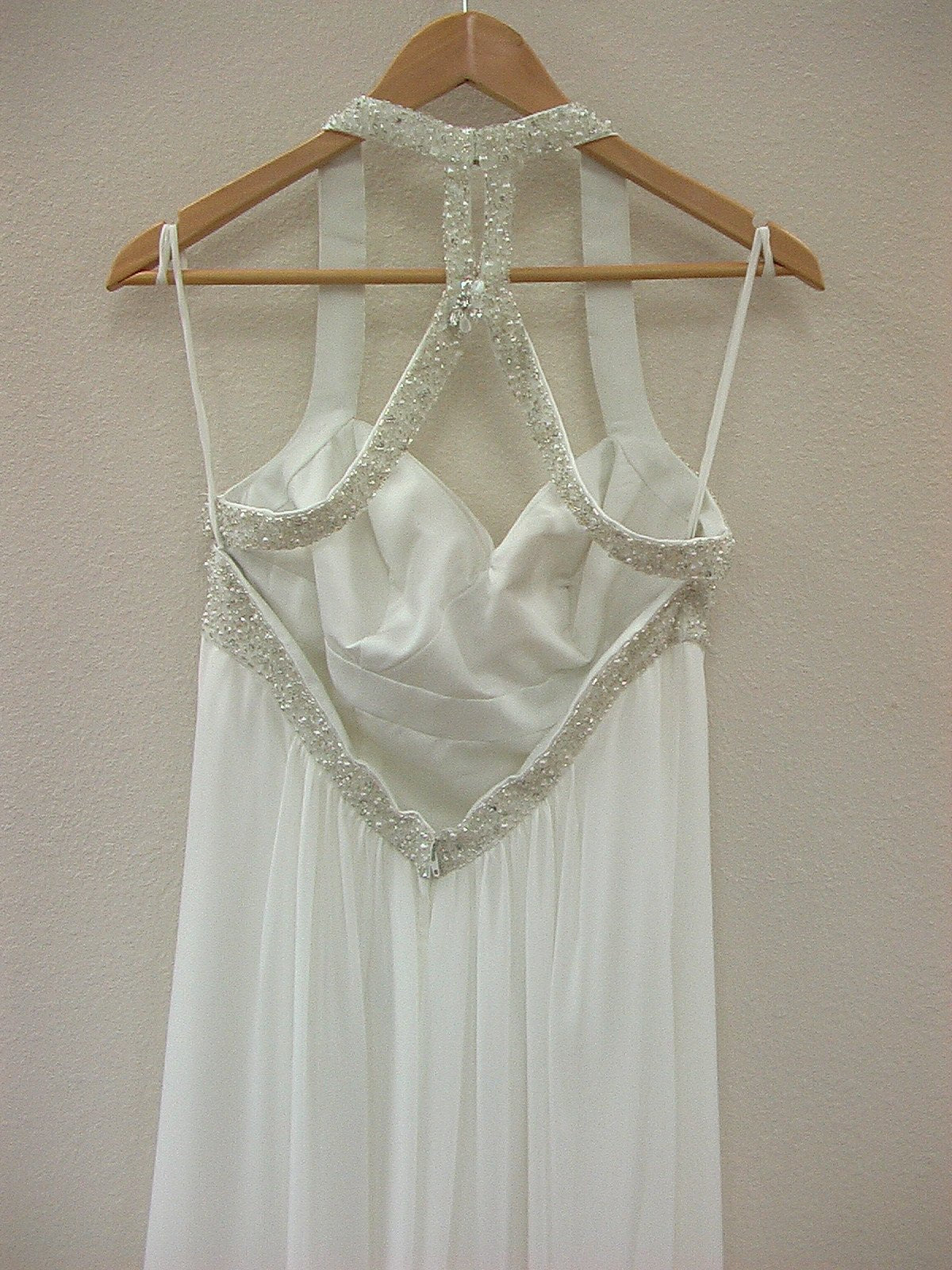 Moonlight T443 Ivory size 8 In Stock Wedding Dress - Tom's Bridal
