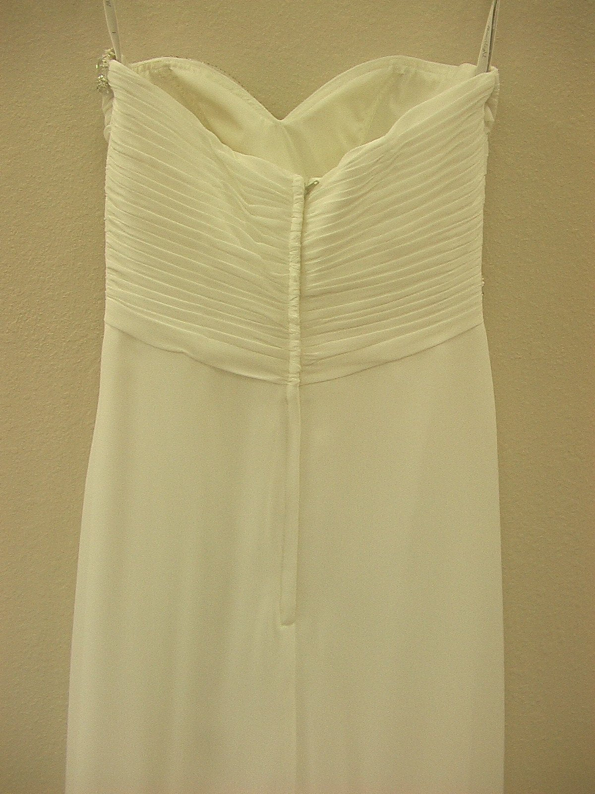 Moonlight T527 Ivory size 8 In Stock Wedding Dress - Tom's Bridal