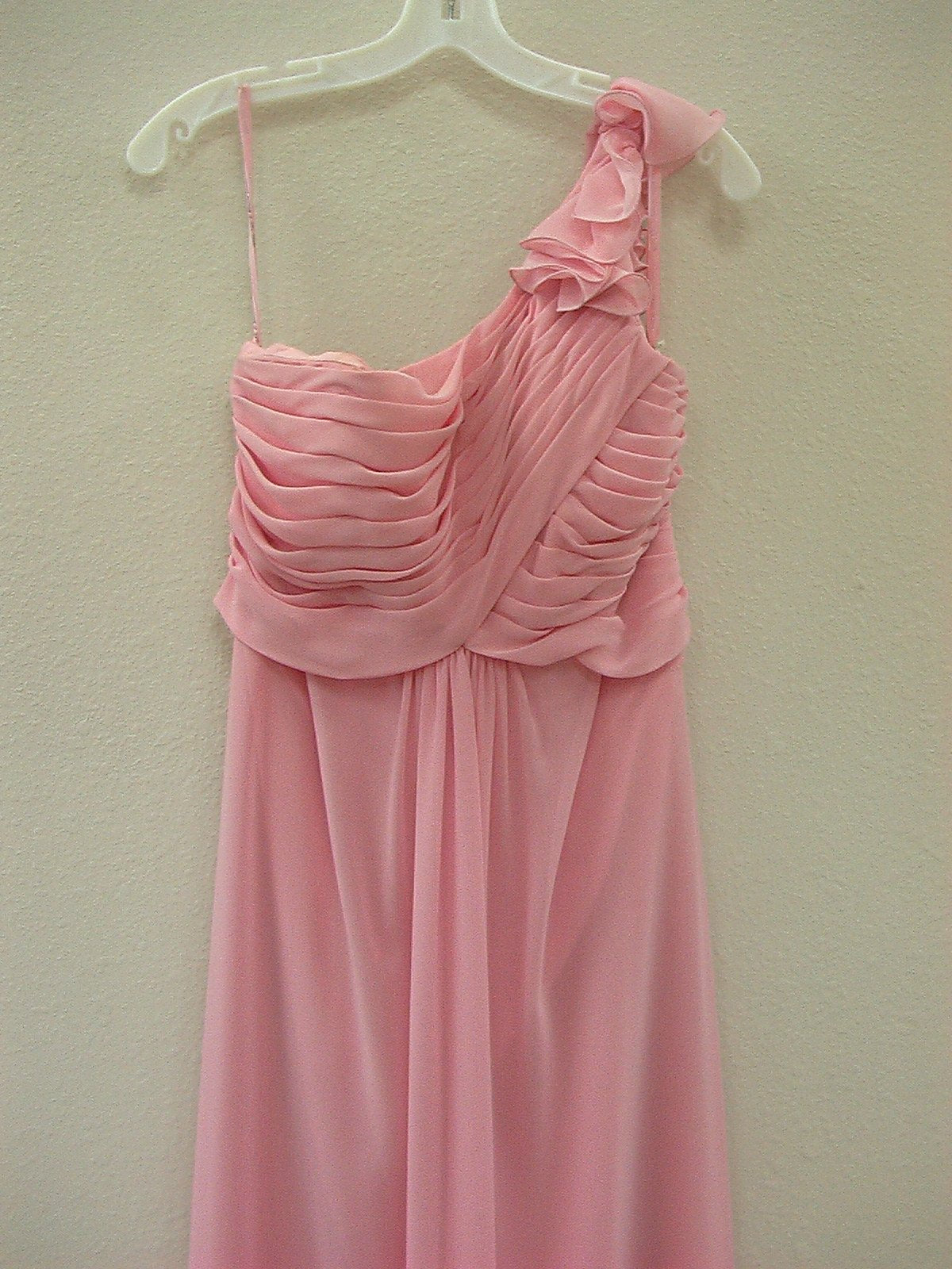 Mori Lee 288 Rose Petal size 12 In Stock Bridesmaid Dress - Tom's Bridal
