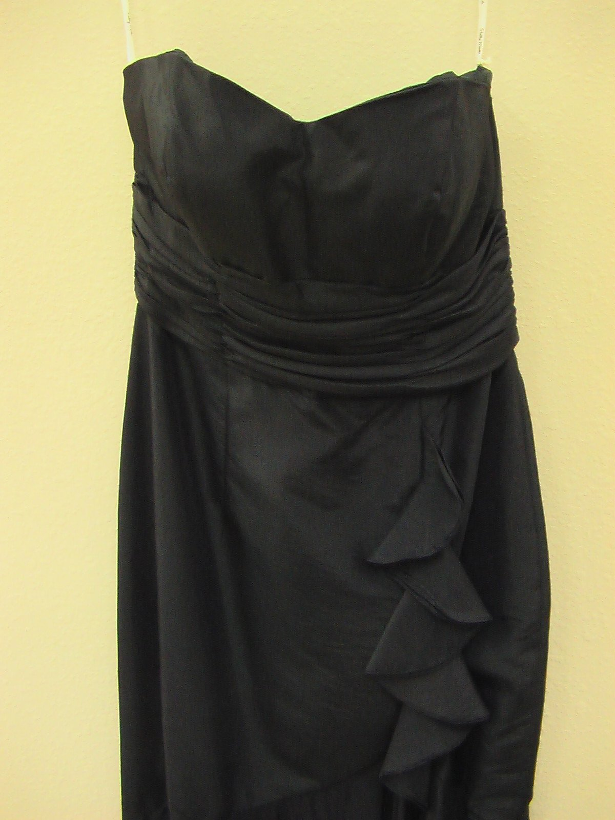 Pretty Maids 22447 Navy size 14 In Stock Bridesmaid Dress - Tom's Bridal