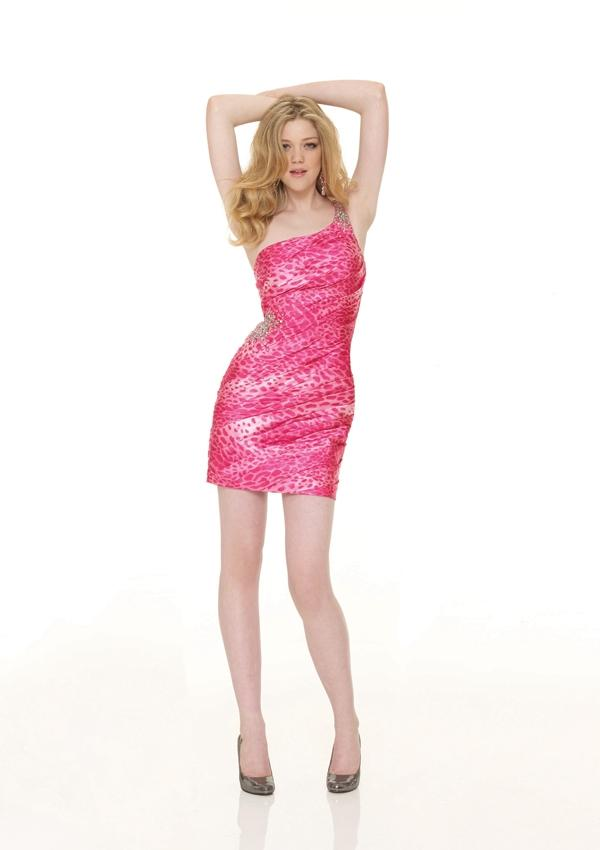 0c6178528d9 Sticks and Stones 9069 Fuchsia size 6 In Stock Homecoming Dress – Tom s  Bridal