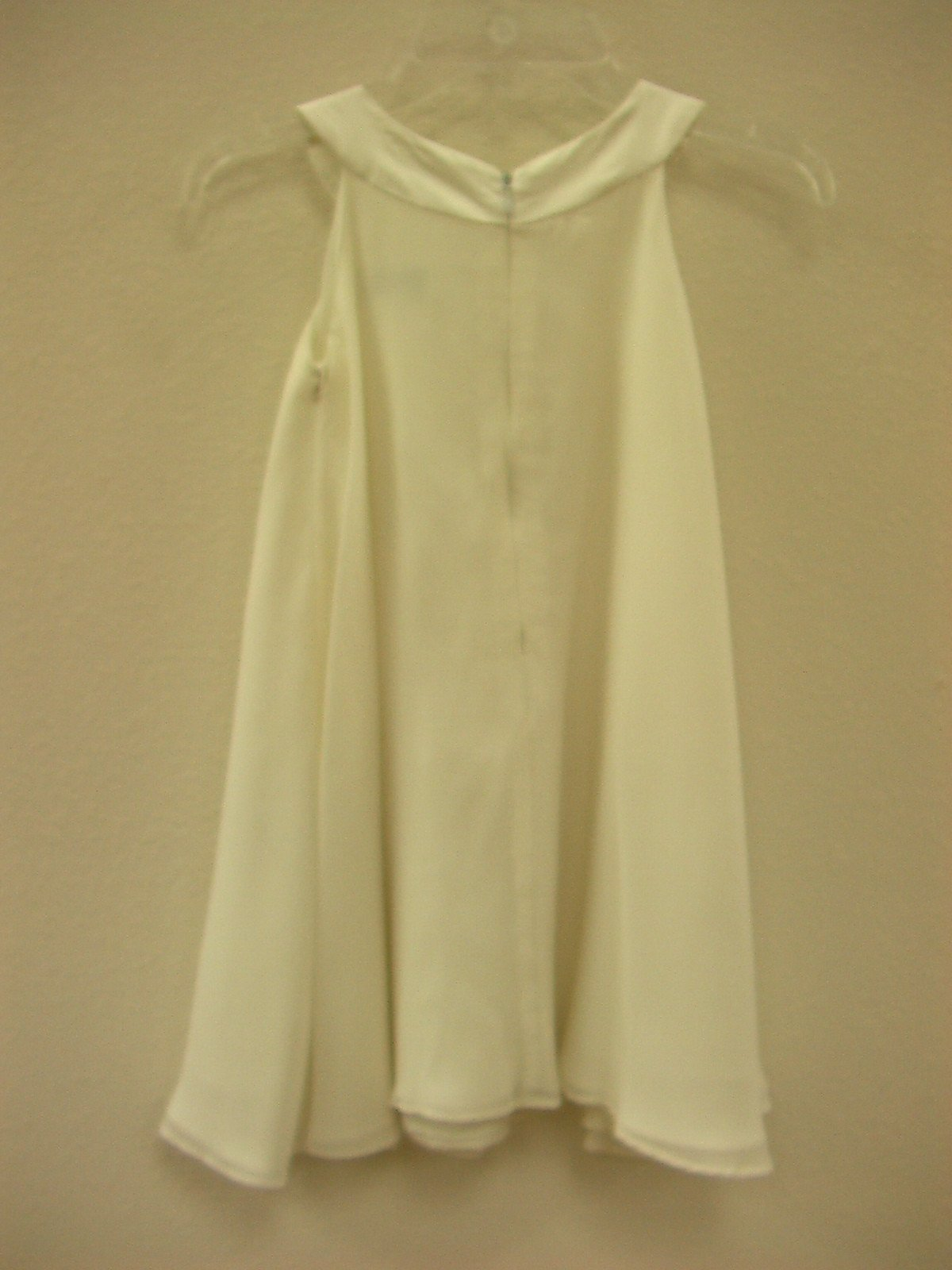 US Angels 10101 Diamond White size 4 In Stock Flower Girl Dress - Tom's Bridal