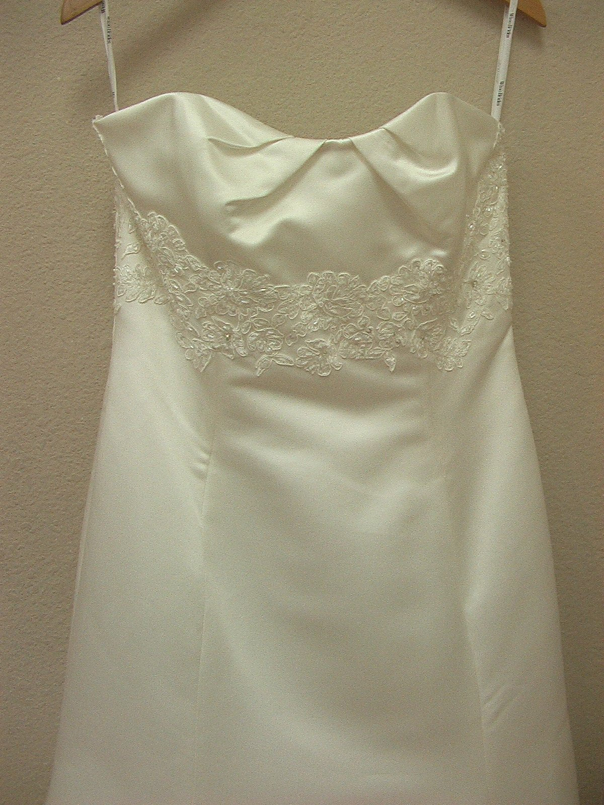 Wtoo 10203 Emelia Ivory size 12 In Stock Wedding Dress - Tom's Bridal