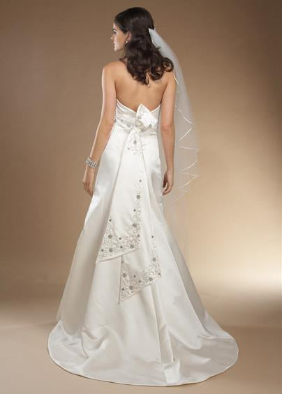 Wtoo 10205 Anna Ivory size 8 In Stock Wedding Dress - Tom's Bridal