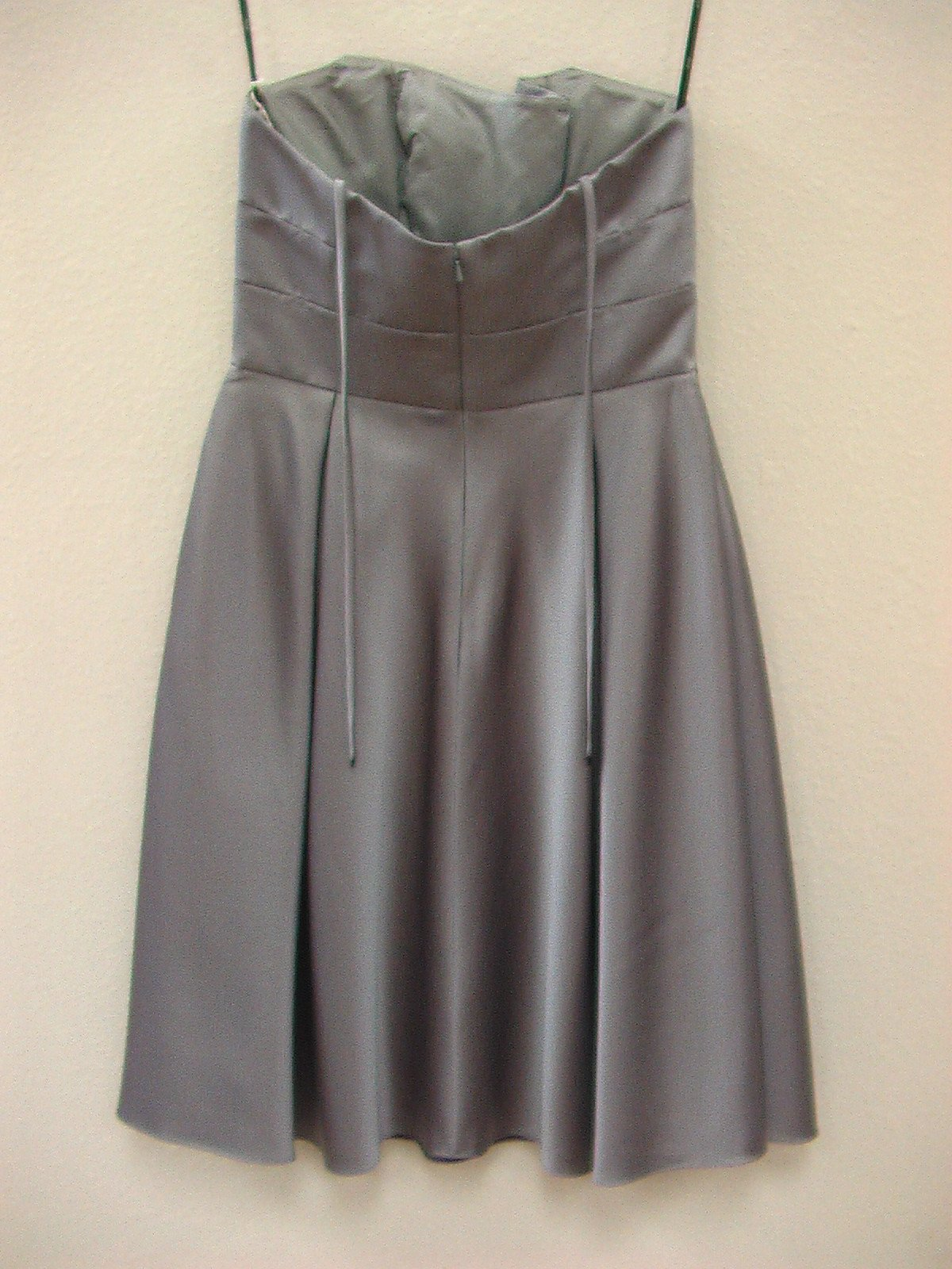 Wtoo 860 Marcasite Size 8 In Stock Bridesmaid Dress - Tom's Bridal