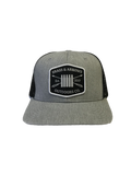 Boulder Snap-back Trucker