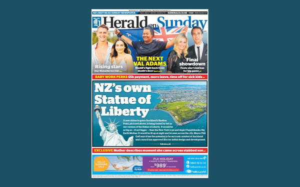 Herald on Sunday
