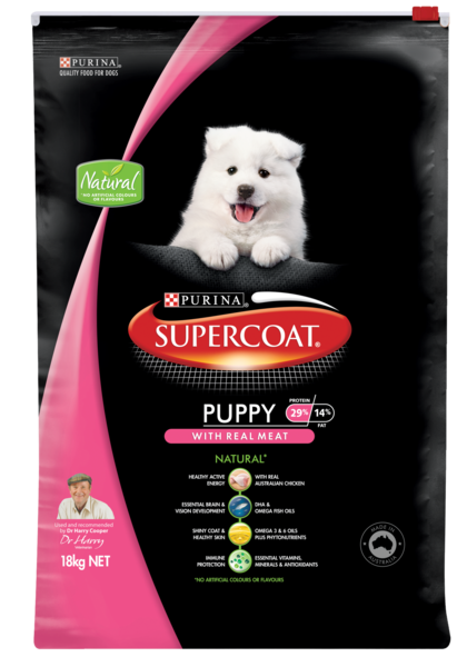 Supercoat Puppy 18kg