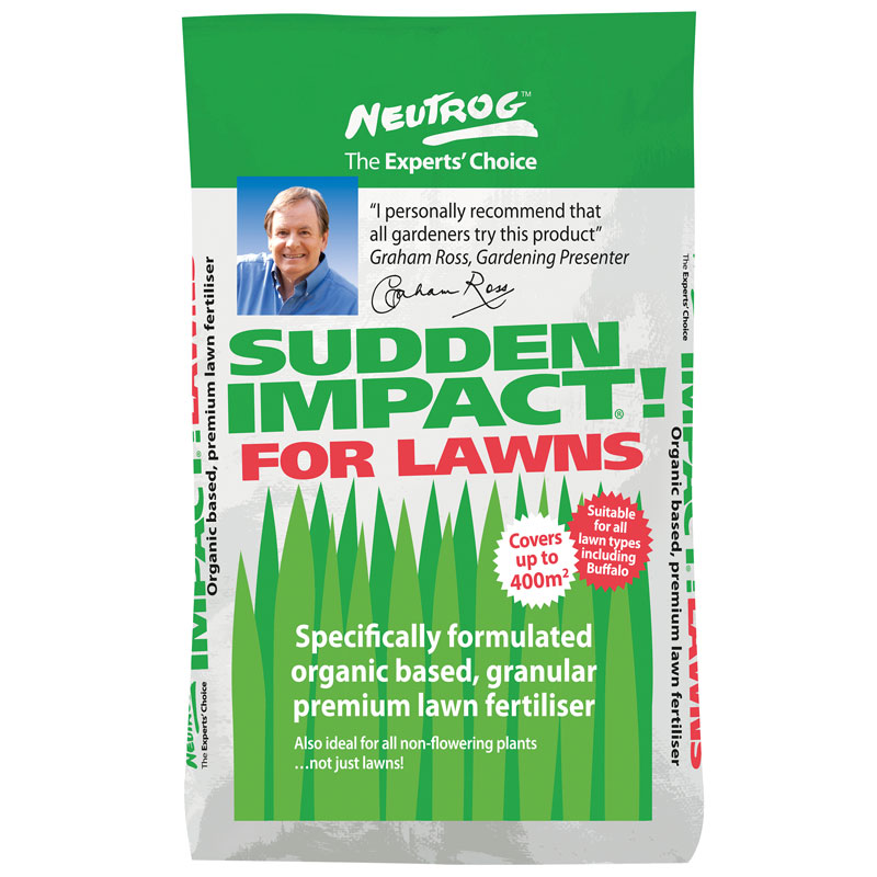 Sudden Impact For Lawns 20kg
