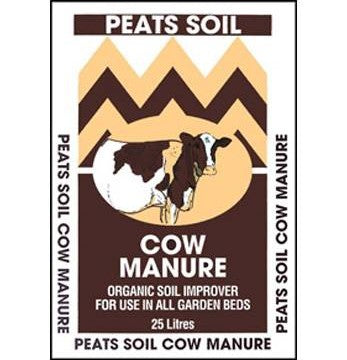 Cow Manure 25ltr