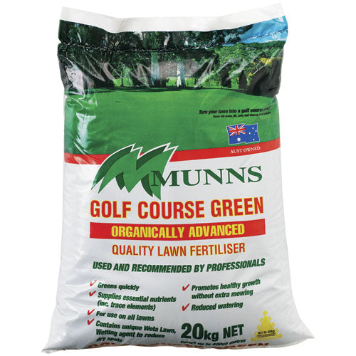 Munns Golf Course Green