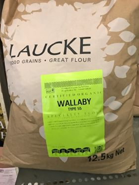 Wallaby (White) 12.5kg