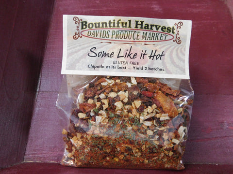 Bountiful Harvest Dips / Some Like It Hot! Seasoning Mix