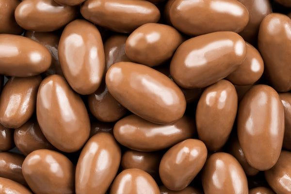 Milk Chocolate Almonds / David`s Produce Market
