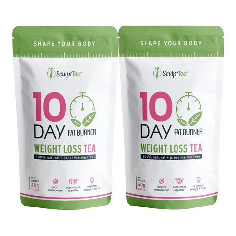 20 Day Fat Burner Tea